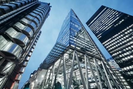 UK financial district