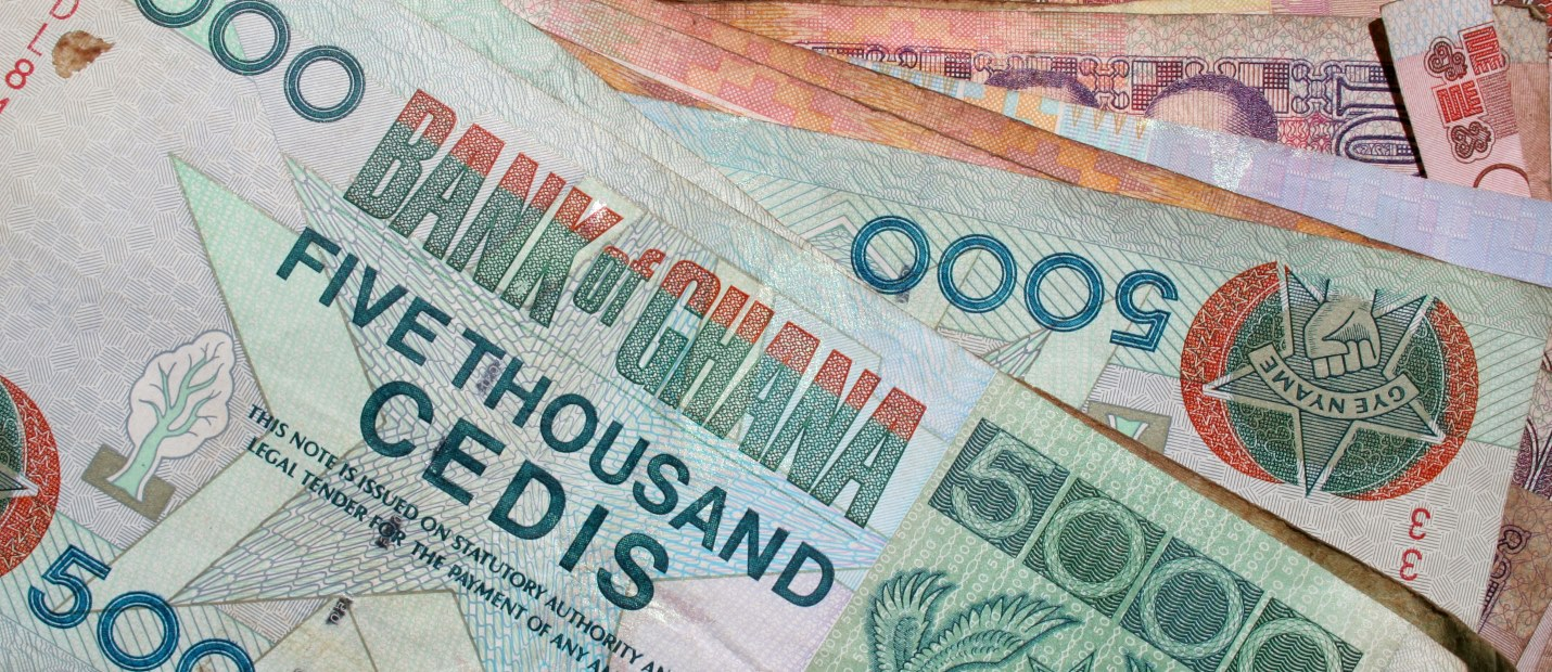 Ghana currency