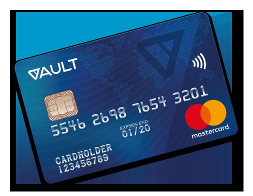 vault mastercard