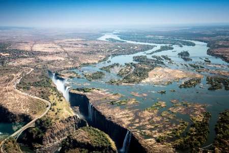Zimbabwe scenery