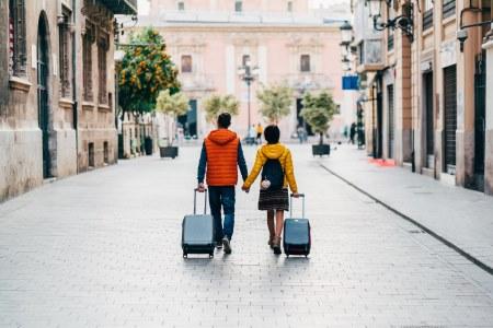 Spanish tourists
