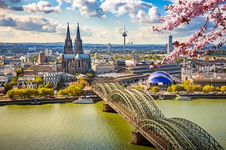 Cologne city
